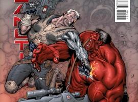 Avengers: X-Sanction (2011) #3 (Churchill Variant)