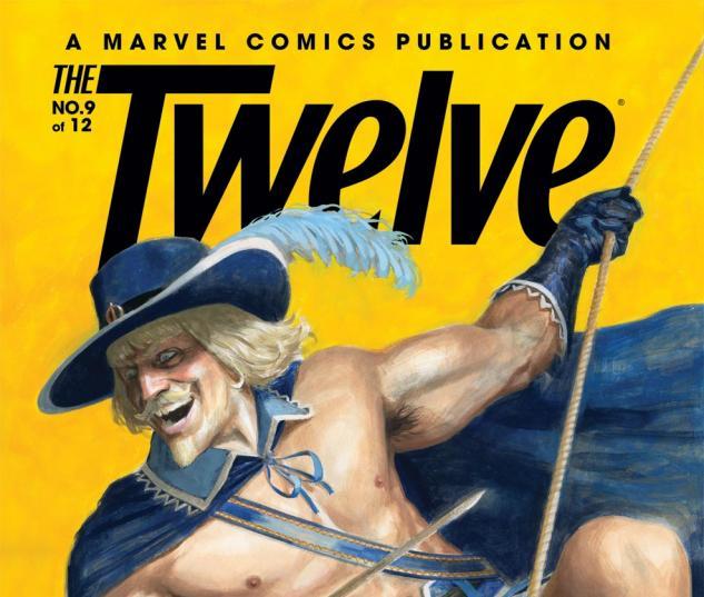 The Twelve (2010) #9
