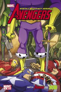 Avengers: Earth's Mightiest Heroes (2010) #4
