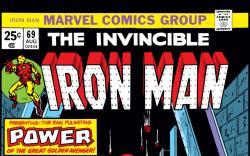 Iron Man (1968) #69