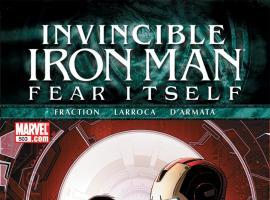 Invincible Iron Man (2008) #503