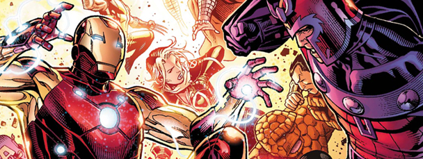 Sneak Peek: Avengers Vs. X-Men #2