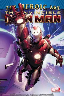 Invincible Iron Man (2008) #25