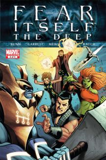 Fear Itself: The Deep (2011) #2