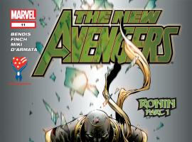 New Avengers (2004) #11