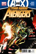 New Avengers #26 cover