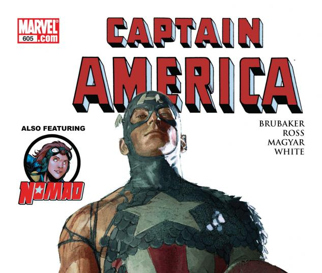 Captain America (2004) #605