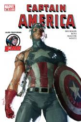 Captain America #605 