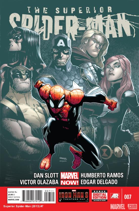 SUPERIOR SPIDER-MAN 7