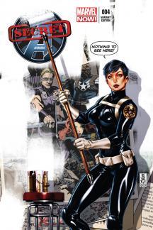 Secret Avengers #4  (Brooks Variant)