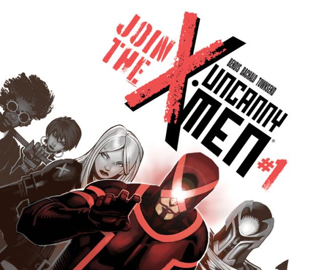 Uncanny X-Men (2013) #1
