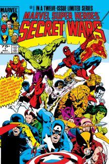 Secret Wars (1984) #1