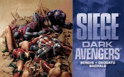 Siege: Dark Avengers HC