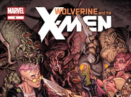 Wolverine & the X-Men (2011) #6