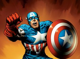 Follow the History of Captain America Pt. 4