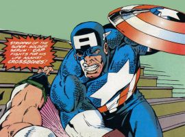 Follow the History of Captain America Pt. 24