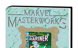 MARVEL MASTERWORKS: THE SUB-MARINER VOL. 5 HC VARIANT (DM ONLY)