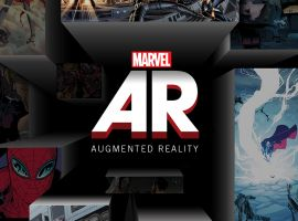 Experience the New Marvel AR App