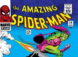 Amazing Spider-Man (1963) #39