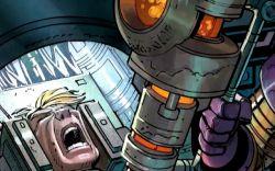 Marvel AR: Captain America #2 Cover Recap