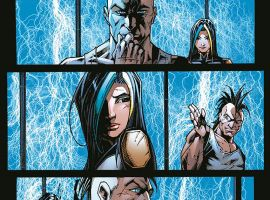 Death of Wolverine: The Logan Legacy #1 preview art by Oliver Nome