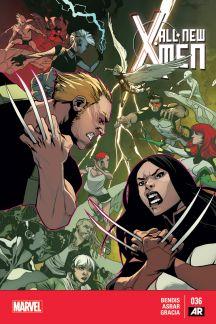 All-New X-Men #36