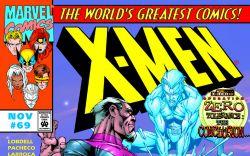 X-Men (1991) #69