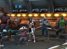 Marvel Heroes 2015 goes cosmic with the Guardians of the Galaxy