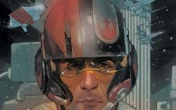 Poe Dameron by Phil Noto