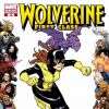 WOLVERINE: FIRST CLASS #18 cover by Takeshi Miyazawa
