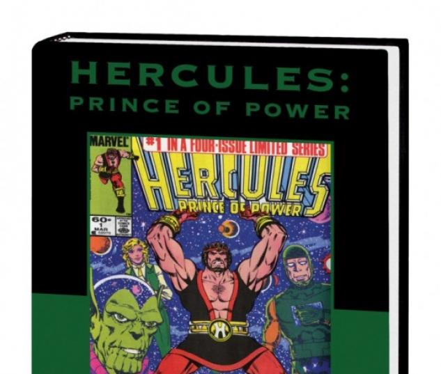 HERCULES: PRINCE OF POWER (DM ONLY)