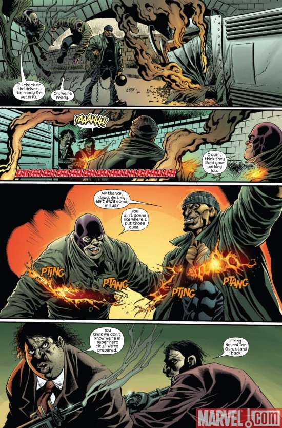 DARK REIGN: THE HOOD #1, page 6