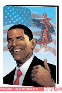 Spider-Man: Election Day (Hardcover)
