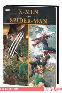 X-Men/Spider-Man (Hardcover)