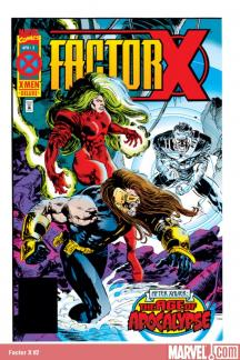 Factor X (1995) #2