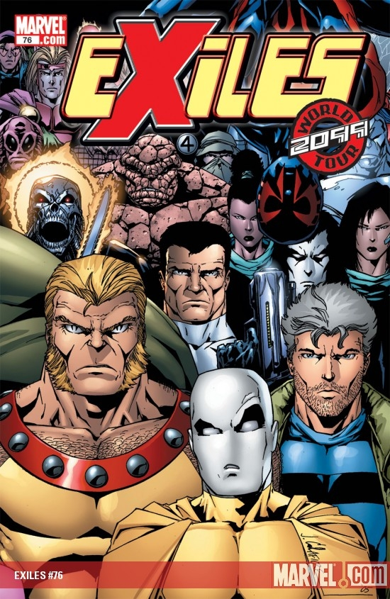 EXILES #76