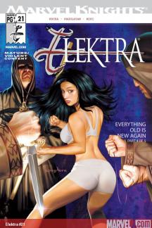 Elektra (2001) #21