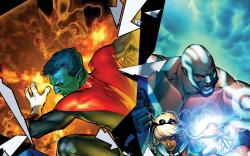X-MEN: DIVIDED WE STAND BOOK 1 #1