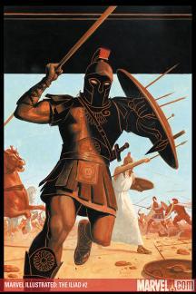 Marvel Illustrated: The Iliad (2007) #2