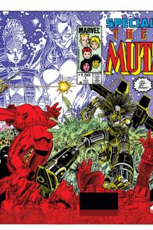 New Mutants Special (1985) #1