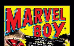 Marvel Boy (1950) #1