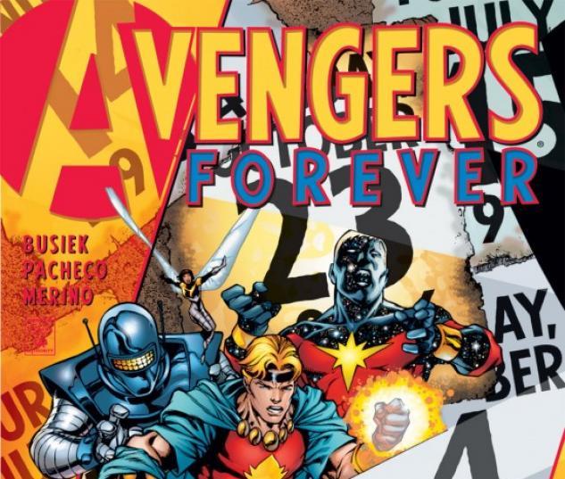 Avengers Forever (1998) #5