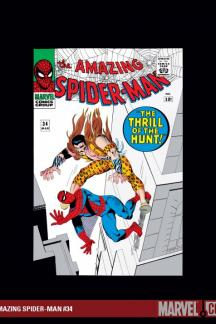 Amazing Spider-Man (1963) #34