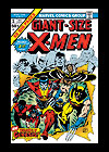 Uncanny X-Men Omnibus Vol. 1 (Hardcover)