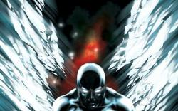SILVER SURFER (2003) #4 COVER