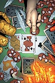 SPECTACULAR SPIDER-MAN (1999) #21 COVER