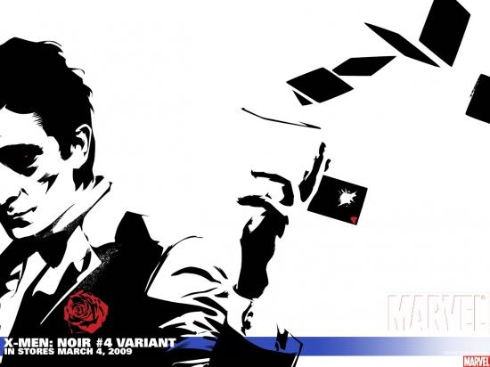 X-Men Noir #4 Variant