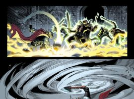 HEROIC AGE: PRINCE OF POWER #2 preview art by Reilly Brown 4