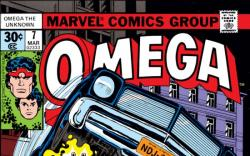 Omega the Unknown #7