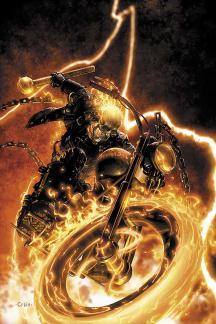 Ghost Rider (2005) #1